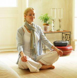 meditatingingreenlivingroom